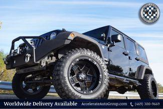 2016 Jeep Wrangler Unlimited Sport in Rowlett