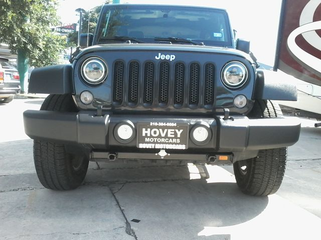 2016 Jeep Wrangler Sport San Antonio, Texas 22