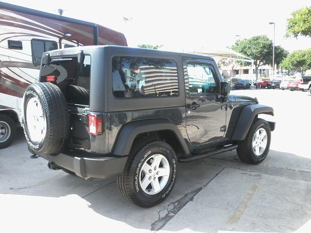 2016 Jeep Wrangler Sport San Antonio, Texas 3