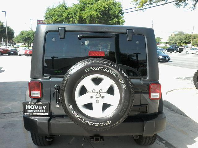 2016 Jeep Wrangler Sport San Antonio, Texas 4
