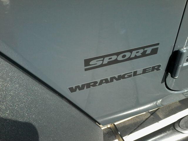 2016 Jeep Wrangler Sport San Antonio, Texas 6