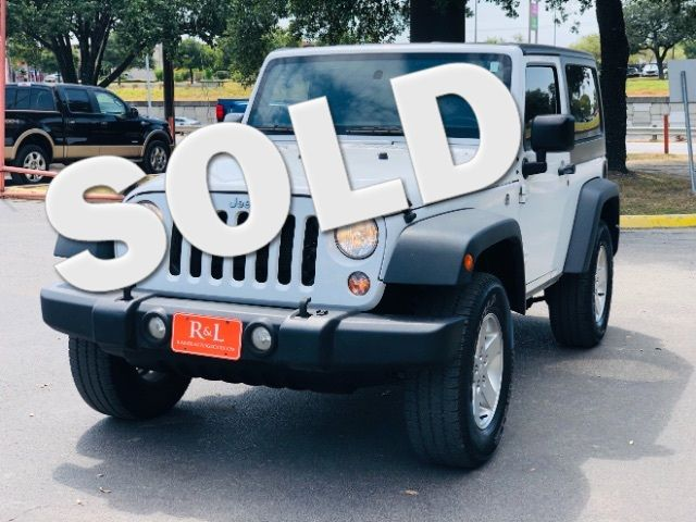 2016 Jeep Wrangler Sport in San Antonio, TX 78233