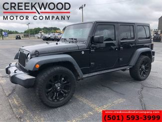 2016 Jeep Wrangler Unlimited Black Bear 4x4 Auto Hardtop Lifted New Tires 20s in Searcy, AR 72143