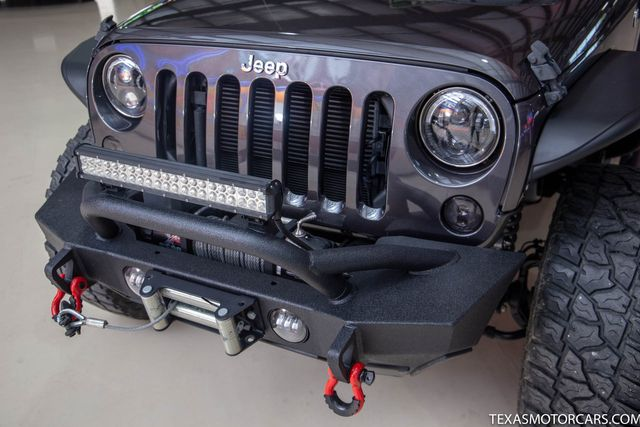 2016 Jeep Wrangler Unlimited Sport 4x4 in Addison, Texas 75001