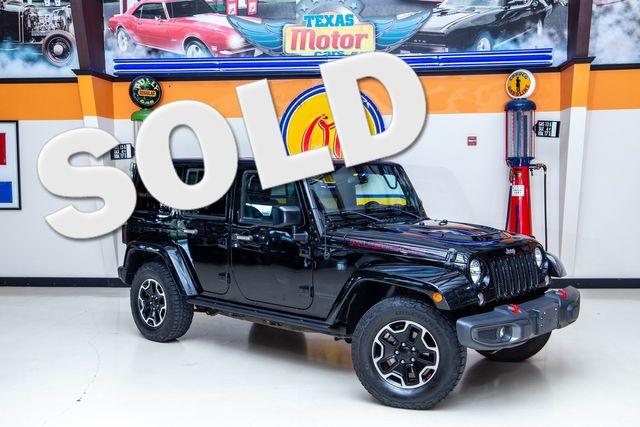2016 Jeep Wrangler Unlimited Rubicon Hard Rock 4x4