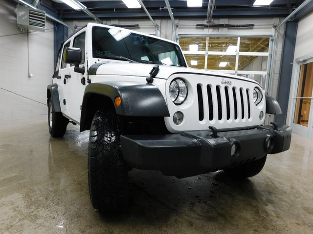 2016 Jeep Wrangler Unlimited Sport in Airport Motor Mile ( Metro Knoxville ), TN 37777