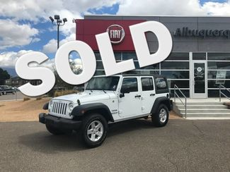 2016 Jeep Wrangler Unlimited Sport in Albuquerque New Mexico, 87109