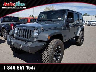 2016 Jeep Wrangler Unlimited Sport in Albuquerque, New Mexico 87109