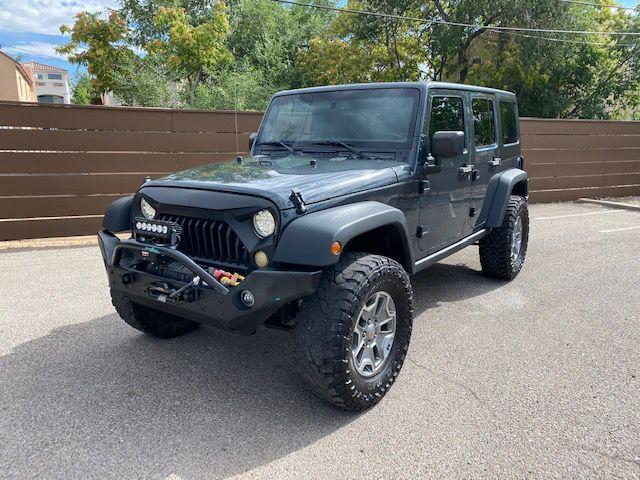 2016 Jeep Wrangler Unlimited Rubicon in Albuquerque, NM 87106