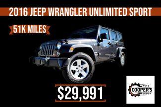 2016 Jeep Wrangler Unlimited Sport in Albuquerque, NM 87106