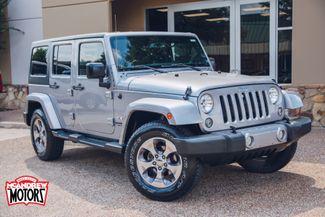 2016 Jeep Wrangler Unlimited Sahara in Arlington, Texas 76013
