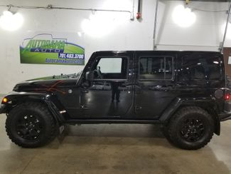 2016 Jeep Wrangler Unlimited   Back Country   4x4  Dickinson ND  AutoRama Auto Sales  in Dickinson, ND