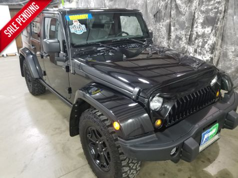 2016 Jeep Wrangler Unlimited   Back Country   4x4 in Dickinson, ND