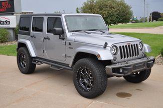 2016 Jeep Wrangler Unlimited  Sahara 75th Anniversary Bettendorf, Iowa 29