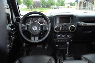 2016 Jeep Wrangler Unlimited  Sahara 75th Anniversary Bettendorf, Iowa 65