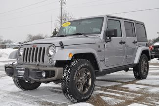 2016 Jeep Wrangler Unlimited 75th Anniversary in Bettendorf, Iowa 52722