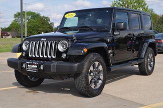 2016 Jeep Wrangler Unlimited Sahara in Bettendorf/Davenport, Iowa 52722