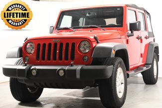 2016 Jeep Wrangler Unlimited Sport in Branford, CT 06405