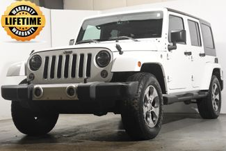 2016 Jeep Wrangler Unlimited Sahara in Branford, CT 06405