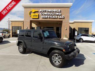 2016 Jeep Wrangler Unlimited Rubicon in Bullhead City, AZ 86442-6452