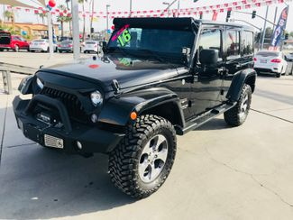 2016 Jeep Wrangler Unlimited Sahara in Calexico CA, 92231