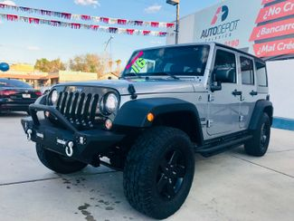 2016 Jeep Wrangler Unlimited Sport in Calexico CA, 92231