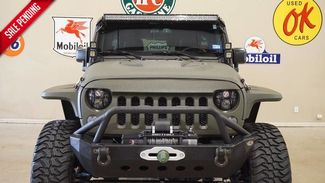 2016 Jeep Wrangler Unlimited Sport 4X4 CUSTOM KEVLAR,LIFTED,NAV,HTD LTH,ALPINE! in Carrollton, TX 75006
