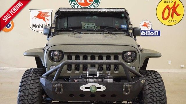 2016 Jeep Wrangler Unlimited Sport 4X4 CUSTOM KEVLAR,LIFTED,NAV,HTD LTH,ALPINE!