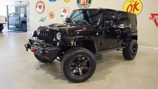 2016 Jeep Wrangler Unlimited Rubicon Hard Rock in Carrollton, TX 75006