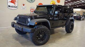 2016 Jeep Wrangler Unlimited Black Bear in Carrollton TX, 75006