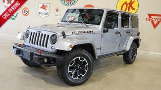 2016 Jeep Wrangler Unlimited Rubicon Hard Rock 4X4 NAV,HTD LTH,ALPINE SYS,29K! in Carrollton TX, 75006