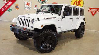2016 Jeep Wrangler Unlimited Rubicon Hard Rock 4X4 LIFTED,NAV,LTH,LED'S,9K in Carrollton TX, 75006