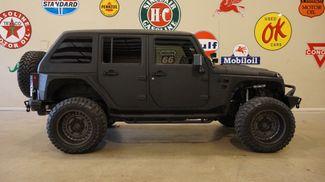 2016 Jeep Wrangler Unlimited Sport 4X4 SLANTBACK,FMJ,LIFTED,ALPINE RESTYLE in Carrollton, TX 75006