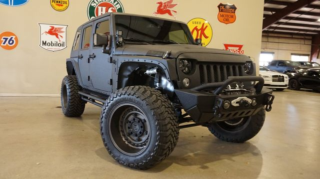 2016 Jeep Wrangler Unlimited Sport 4X4 SLANTBACK,FMJ,LIFTED,ALPINE RESTYLE in Carrollton, TX 75006
