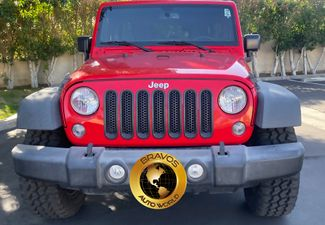 2016 Jeep Wrangler Unlimited Sport  city California  Bravos Auto World  in cathedral city, California