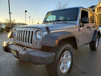 2016 Jeep Wrangler Unlimited Sport   Champaign, Illinois   The Auto Mall of Champaign in Champaign Illinois