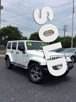 2016 Jeep Wrangler Unlimited in Charlotte, NC