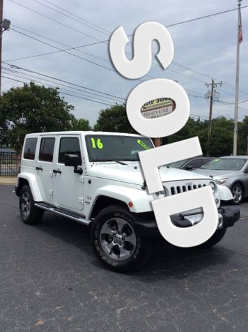 2016 Jeep Wrangler Unlimited Sahara in Charlotte, NC