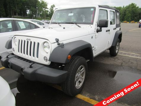 2016 Jeep Wrangler Unlimited Sport in Cleveland, Ohio