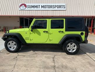 2016 Jeep Wrangler Unlimited Sport in Clute, TX 77531