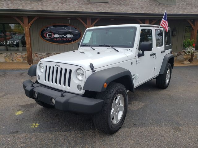 2016 Jeep Wrangler Unlimited Sport in Collierville, TN 38107