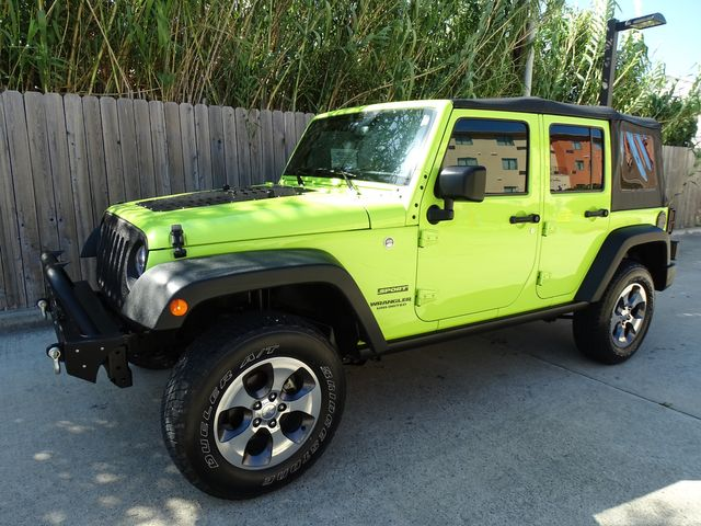 2016 Jeep Wrangler Unlimited Sport Corpus Christi, Texas