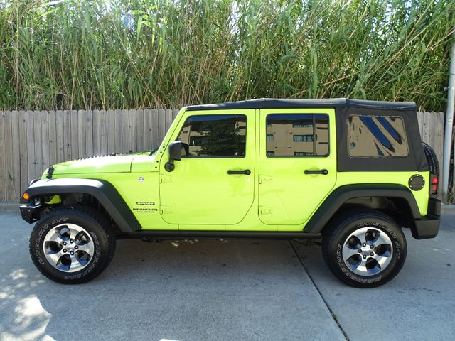 2016 Jeep Wrangler Unlimited Sport Corpus Christi, Texas 4