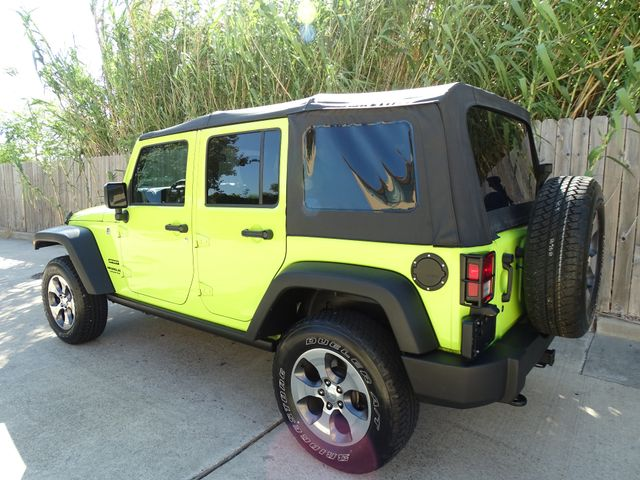 2016 Jeep Wrangler Unlimited Sport Corpus Christi, Texas 2