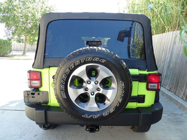 2016 Jeep Wrangler Unlimited Sport Corpus Christi, Texas 7
