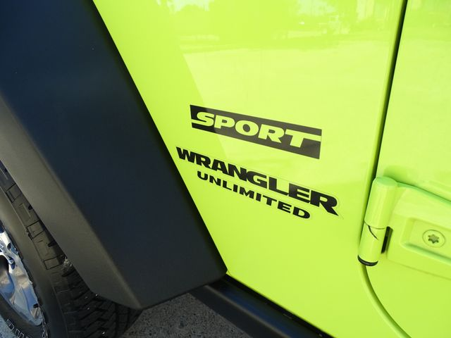 2016 Jeep Wrangler Unlimited Sport Corpus Christi, Texas 11