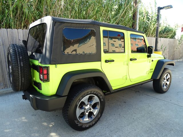 2016 Jeep Wrangler Unlimited Sport Corpus Christi, Texas 3