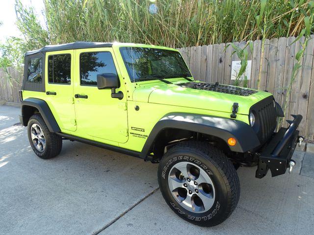 2016 Jeep Wrangler Unlimited Sport Corpus Christi, Texas 1