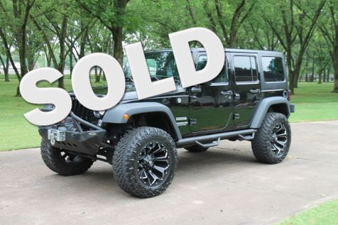 2016 Jeep Wrangler Unlimited Customized  in Marion, Arkansas