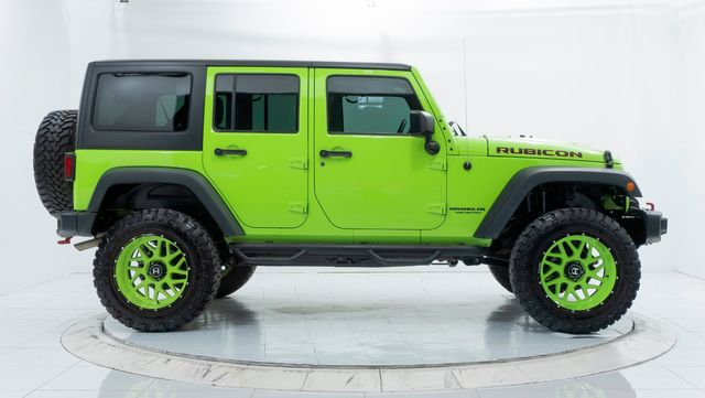 2016 Jeep Wrangler Unlimited Rubicon Hard Rock with Many Upgrades in Dallas, TX 75229